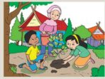 KUNCI JAWABAN Tema 8 Kelas 5 SD/MI Subtema 3 Usaha Pelestarian Lingkungan