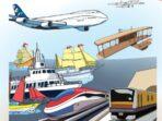 KUNCI JAWABAN Tema 7 Kelas 3 Subtema 4 Perkembangan Teknologi Transportasi, Halaman 169-213