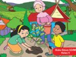LENGKAP Kunci Jawaban Tema 8 Kelas 5 Subtema 1 Manusia dan Lingkungan