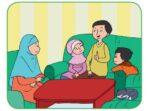 LENGKAP Kunci Jawaban Tema 7 Kelas 2 Halaman 4-58, Subtema 1 Kebersamaan di Rumah