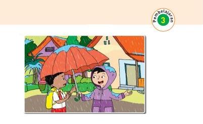 Kunci Jawaban Tema 8 Kelas 1 Halaman 125 128 129 132 Pembelajaran 3 Subtema 3