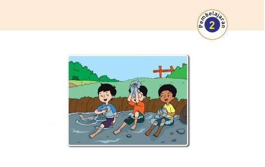 Kunci Jawaban Tema 8 Kelas 1 Halaman 68 Sampai 69 Pembelajaran 2 Subtema 2