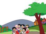 Kunci Jawaban Tema 8 Kelas 1 Halaman 72 78 79 80 Pembelajaran 3 Subtema 2