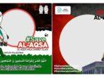 Dukung Palestina dengan Ganti Foto Profil Menggunakan Twibbonize, Berikut Linknya
