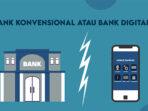 Bank Digital dan Bank Konvensional