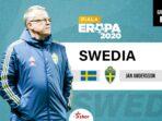 Pelatih Swedia Janne Andersson