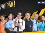 Jadwal Acara Trans TV, Trans 7, Net TV, GTV, Senin 14 Juni 2021: Ada Tayangan 'Lapor Pak!'