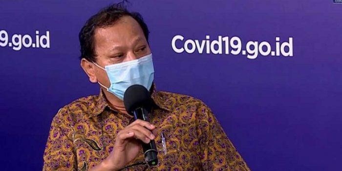 Epidemiolog Universitas Indonesia Dr. dr Tri Yunis Miko Wahyono MSc