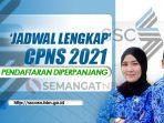Jadwal Lengkap CPNS