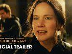 Sinopsis The Hunger Games Mockingjay Part 2