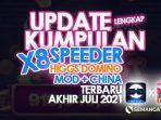 Update lengkap KUMPULAN APK X8 Speeder dan Higgs Domino