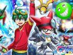 Ilustrasi Digimon Universe