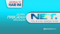 jadwal Net TV Hari ini