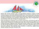 Kunci Jawaban Tema 1 Kelas 5 Halaman 195 196, Karyaku Prestasiku, Replika Kapal Pinishi