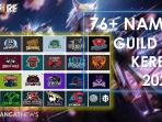 76+ Nama Guild FF Keren 2021