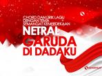 Chord Lagu Kemerdekaan, Netral-Garuda di Dadaku
