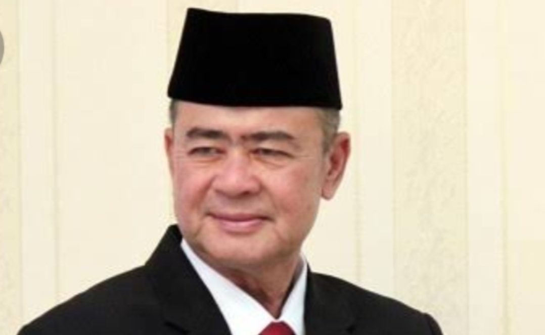Mantan Wagub Sumbar, Nasrul Abit.