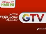 Jadwal G TV Hari ini Sabtu 7 Agustus 2021