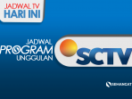 Jadwal-SCTV-Hari-ini