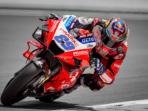 Jorge Martin Tim Pramac Ducati pole position