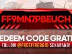 Kode Redeem FF Resmi dari Garena Free Fire Server Indonesia Update Agustus 2021