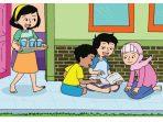 Kunci Jawaban Buku Tema 2 Kelas 3 SD Halaman 12 13 15 16 Pembelajaran 2 Subtema 1