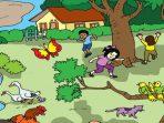 Kunci Jawaban Kelas 3 Tema 2 Halaman 4 dan 7, Pembelajaran 1 Subtema 1, Menyayangi Tumbuhan dan Hewan