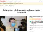LINK Petisi Selamatkan dr Richard Lee, Sudah 250 Ribu Orang Tanda Tangan, Klik Change.org