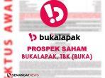 Prospek Saham Bukalapak (BUKA)