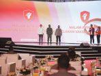 Malam Apresiasi Relawan Vaksinasi Merdeka' di Polda Metro Jaya. (Foto: Dok. Divisi Humas Polri)