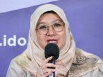 Juru Bicara Vaksinasi COVID-19 Kementerian Kesehatan dr. Siti Nadia Tarmizi, M.Epid.