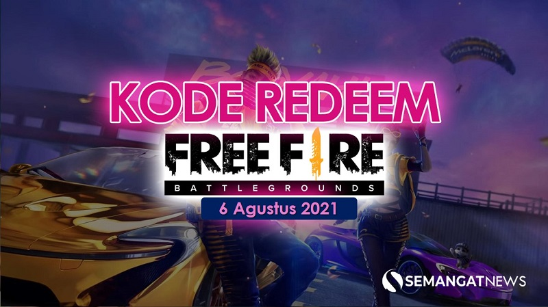 Latest Ff Redemption Code August 6 2021 There Is Also A Free Account For Sultan Full Skin Hurry Up Before You Regret