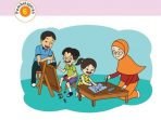 Kunci Jawaban Tema 2 Kelas 1 Halaman 143 144 145 146, Subtema 3: Gemar Menggambar, Pembelajaran 6