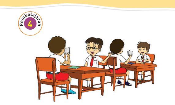 Kunci Jawaban Tema 3 Kelas 2 Halaman 65 66 67, Subtema 2: Tugasku Sehari-hari di Sekolah, Pembelajaran 4