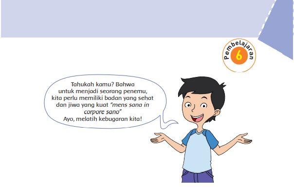 Kunci Jawaban Tema 3 Kelas 6 Halaman 151 dan 152, Subtema 3: Ayo, Menjadi Penemu, Pembelajaran 6