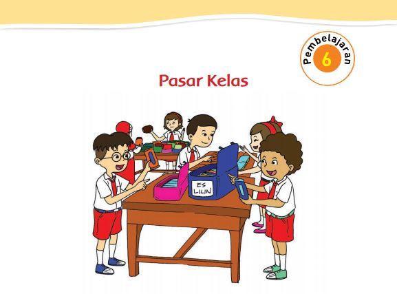 Kunci Jawaban Tema 3 Kelas 2 Halaman 74 75 76 77 78, Subtema 2: Tugasku Sehari-hari di Sekolah, Pembelajaran 6