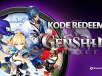 Update Kode Redeem Genshin Impact Terbaru