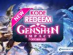 Genshin Redeem Code