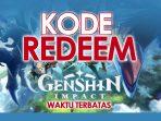 Redeem Code Genshin Impact