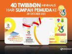 Twibbon Sumpah Pemuda 2021