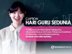 caption Hari Guru Sedunia 2021, 5 Oktober