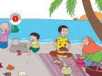 Kunci Jawaban Tema 4 Kelas 1 Halaman 125 126 127 129 131 132 133 134, Subtema 4: Kebersamaan dalam Keluarga, Pembelajaran 1
